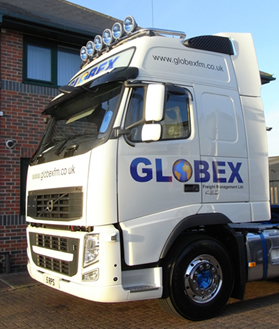 Globex Freight Management - Inland Transport Services
