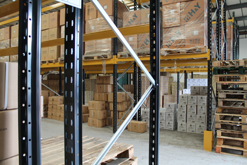 Globex Freight Management - Warehousing